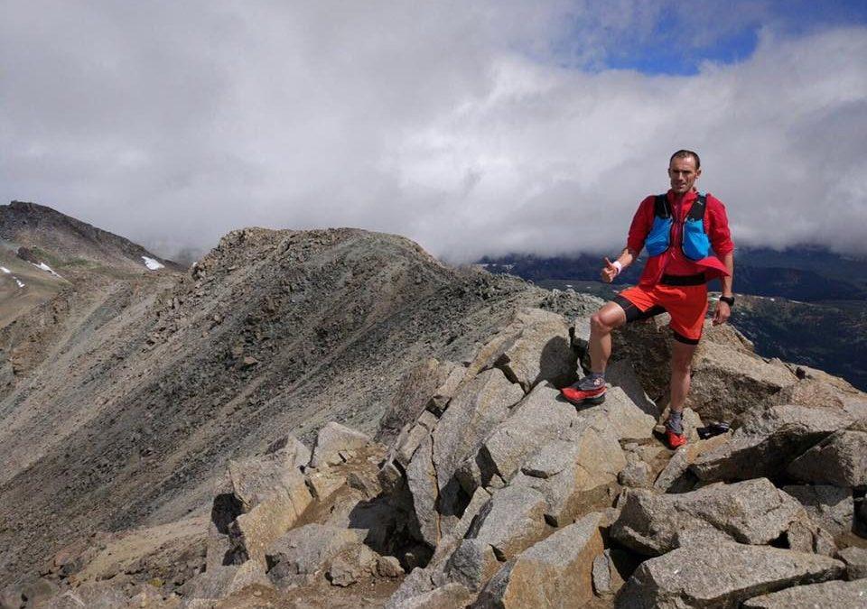 Iker Karrera reaparecerá en el Trail Valle de Tena 2021
